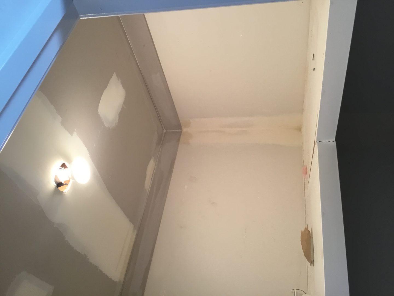 Plaster complete repair
